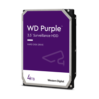 """Picture of WD HDD 4TB 3.5"""" Purple"""