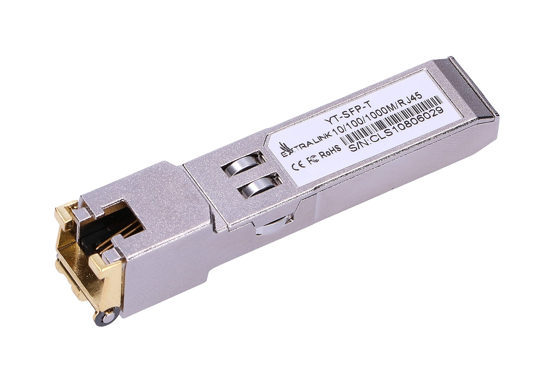 Picture of EXTRALINK SFP 1.25G  SFP to RJ45  100m